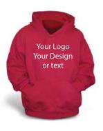 Sweater Hoody Multi-Color Printing
