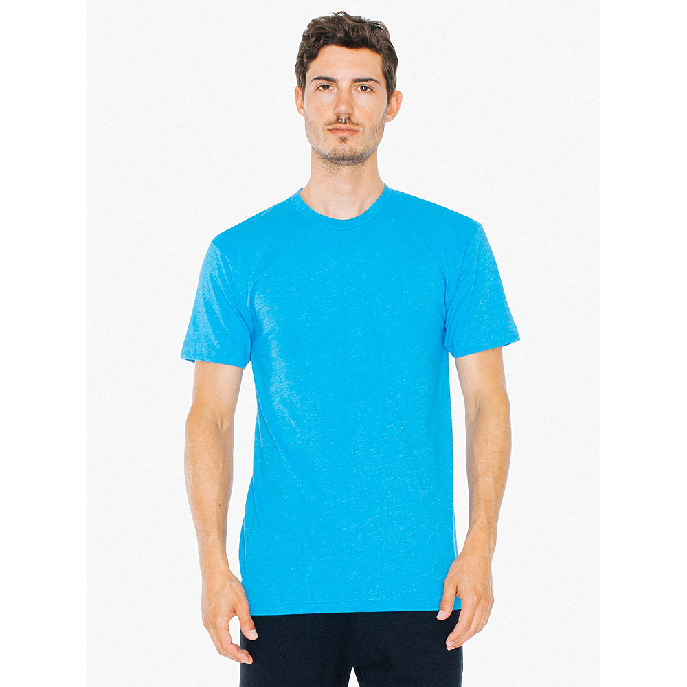 BB401W UNISEX POLY-COTTON T-SHIRT