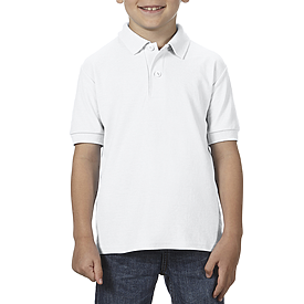 72800B YOUTH DRIBLEND DOUBLE PIQUE SPORT SHIRT