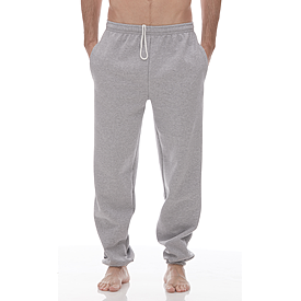 KF9012 POCKETED SWEATPANTS WITH ELASTIC CUFFS
