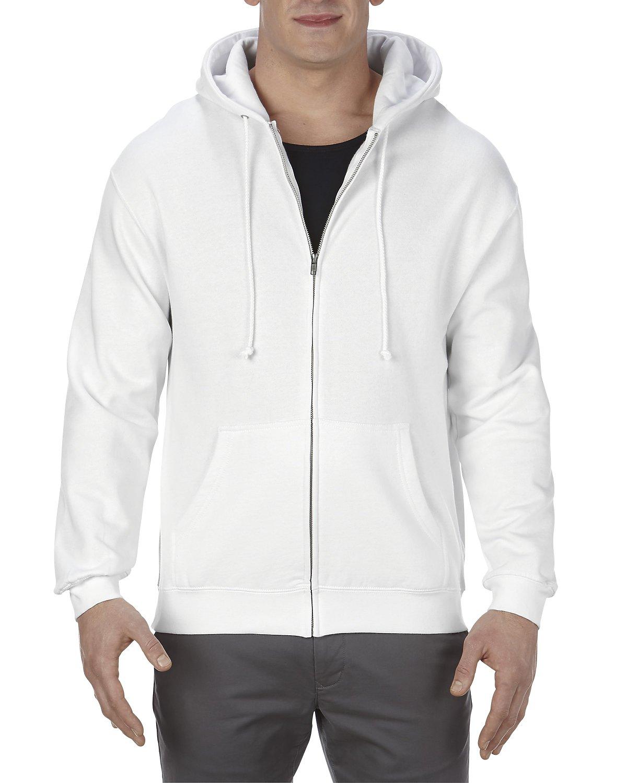1574 Adult Full-Zip Hoodie