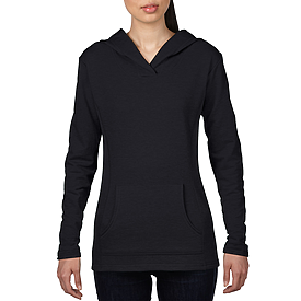 72500L WOMEN'S HOODED FRENCH TERRY