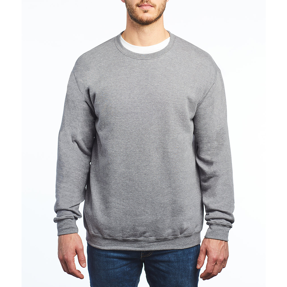 3340 ADULT UNISEX CREWNECK FLEECE