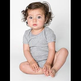 4001W BABY RIB INFANT ONE PIECE