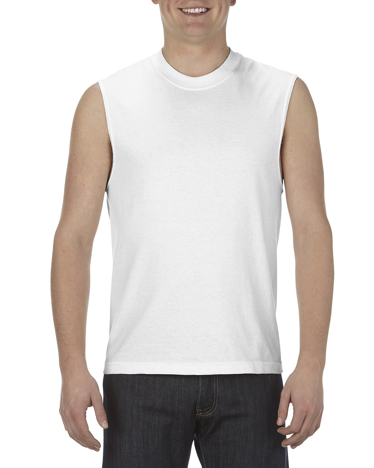 1308  Adult Sleeveless Tee