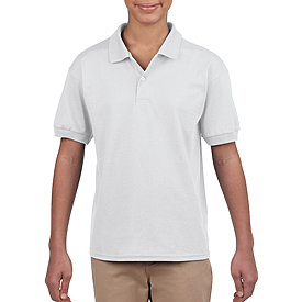 8800B YOUTH S/S JERSEY POLO